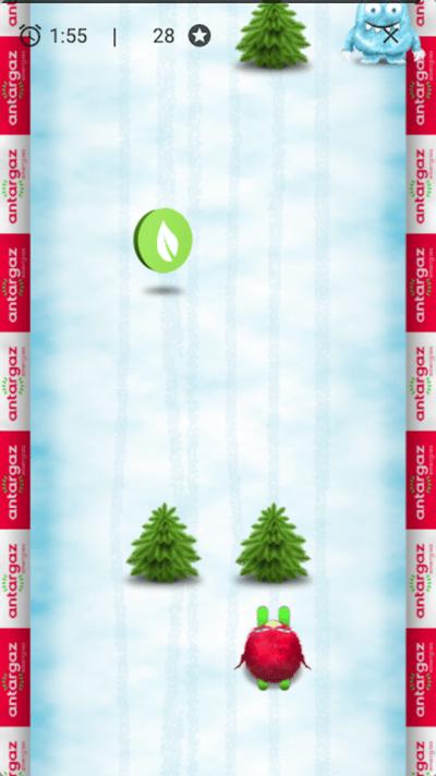 Ski game