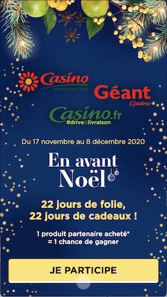 Casino écran 1